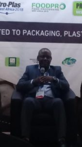 Mr Osamede Uwubanwen General Manager Biogenerics Nigeria limited