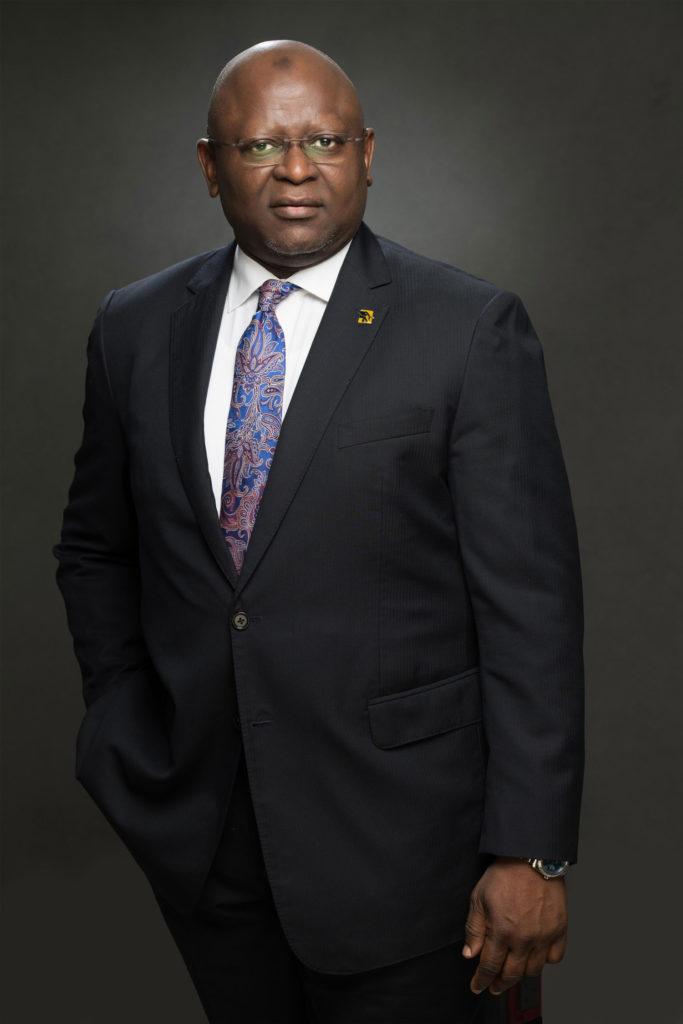Dr Adesola Adeduntan (FCA), CEO First Bank of Nigeria Limited